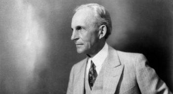 Henry Ford ve T Modeli
