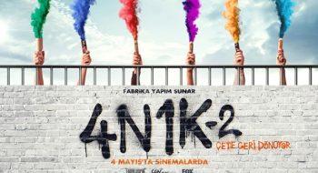 4N1K 2 Filminin Teaser Afişi Yayınlandı!