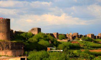 Medeniyetler Şehri Diyarbakır'ın Tarihi Doğa Güzellikleri