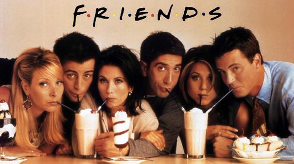 Asla Unutulmayacak Bir Efsane: Friends