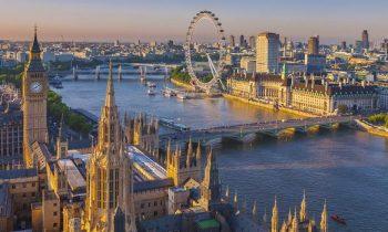 Londra'da Gezilecek En Popüler 10 Yer