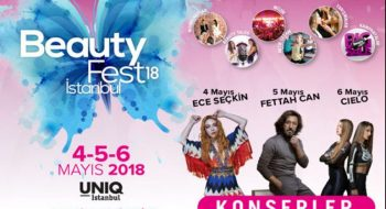 Türkiye'nin İlk Güzellik Festivali: Beautyfest18