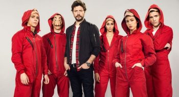 Netflix'ten Müjde: La Casa De Papel'in 3.Sezonu Geliyor!