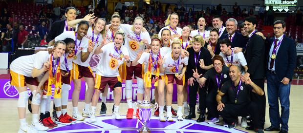 EuroCup Şampiyonu: Galatasaray