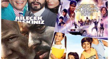 06-12 Nisan 2018 Tarihleri Arasında En Çok İzlenen Filmler Belli Oldu!