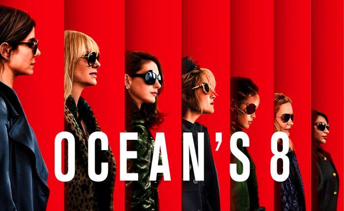 Dev Kadrosuyla Ocean's 8