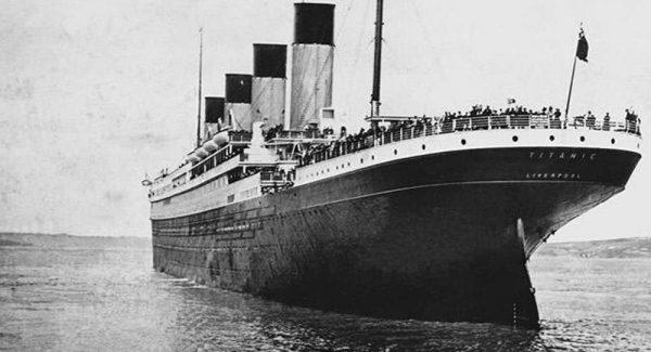 Titanic Ne Zaman Battı
