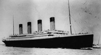 14 Nisan 1912: Titanic Battı!