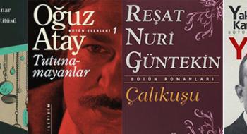 Türk Edebiyatının En İyi 10 Kitabı
