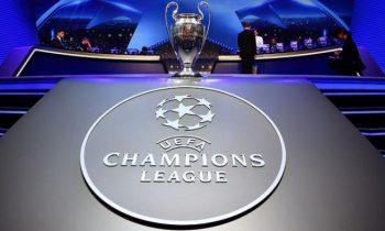 Şampiyonlar Ligi'nde Dev Eşleşme!
