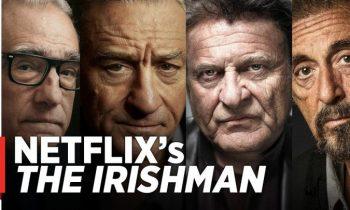 Netflix'ten Robert De Niro ve Al Pacino'lu Muhteşem Yapım: The Irishman!