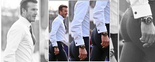 Beckham ve Poposuna Yer Açın!