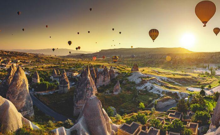 Bir Rüya Şehri: Kapadokya