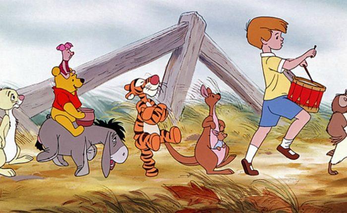 Winnie The Pooh Hakkında Bilinmeyen Gerçekler