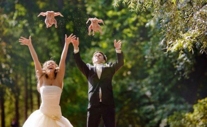 Düğün Sezonunda İlham Alınası Beyin Yakan Düğün Fotoğrafları