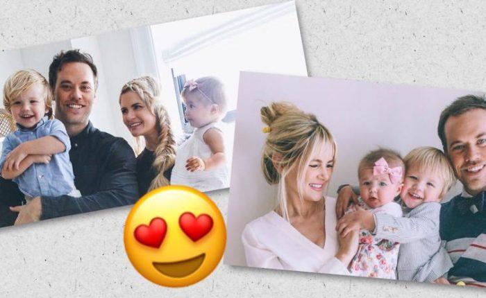 Instagram'ın Rüya Ailesi! Amber Fillerup Clark ve Ailesi!