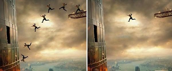 Dwayne Johnson'lı Gökdelen Filminin Sosyal Medyada Dalga Konusu Olan Afişi!