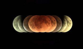 Kanlı Ay Tutulmasının Burçlara Etkisi