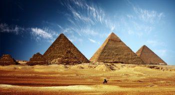 Dünya'nın En Esrarengiz ve Kusursuz Yapısı: Mısır Piramitleri
