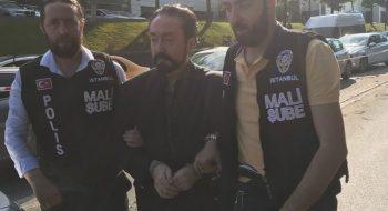Adnan Oktar Tutuklandı!