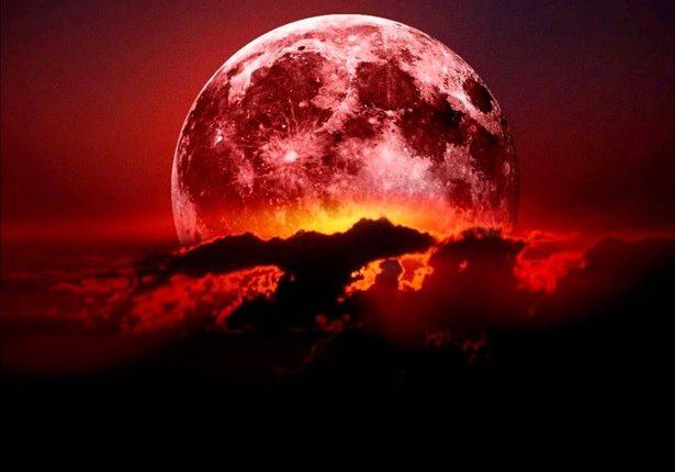 Yüzyılın En Uzun Kanlı Ay Tutulması!