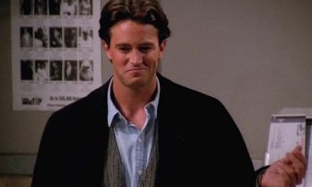 Chandler Bing Gibi Biriyle Olmanız İçin 12 Sebep