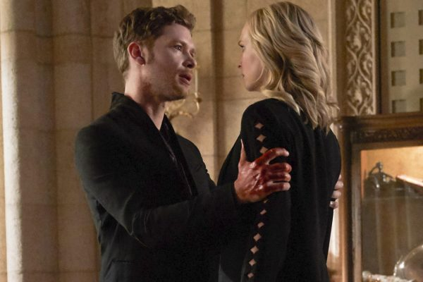 The Originals Sezon Finalinden Kesilmiş Sahnemiz Var!