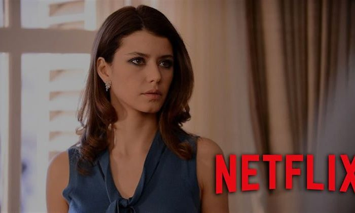 Netflix'in İkinci Türk Dizisi Beren Saat İle!