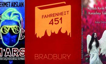 Aralık Ayında Okumak İsteyeceğiniz 5 Kitap Önerisi
